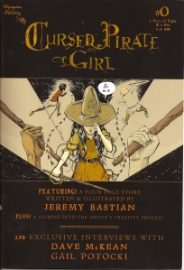 Cursed Pirate Girl, #0, by Jeremy Bastian