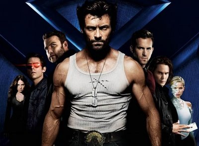 "Captions don't count: Lots of critical and fanboy dismissivness around this popcorn romp, and really I don't see their point. True the script eschews meaningful character development in favor of action and a Name That Mutie cast of thousands. But really, it's the fourth Jackman-as-Wolverine movie, and if you don't know the character, you don't care. Think of it as a James Bond movie. Pre-Daniel Craig, did anyone look to Bond films to really further our understanding of the great human mystery that was Agent 007? No, we looked to him for a.) killin' bad guys and b.) lookin' good while doin' it. Thus, I submit that Wolverine is the new Bond, with all the good and bad that implies. Flat characterization? Sure. Sophomoric-but-grin-worhty quips? Yuppers. Hoary chestnut dialog? I tell you, ""bub"" is the new ""shaken not stirred."" The only thing missing: Bond features 95% more bagging of babes. We don't bag babes in comics quite so often. We are nerds and that sort of thing makes us sweat and giggle awkwardly."