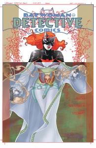 <i> Detective Comics 857; click it for transportation to Paris circa 1909! </i>