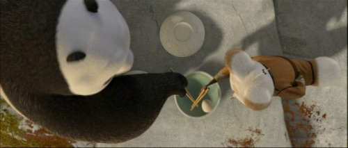 Battle of the bao bun.