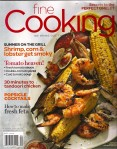 Fine Cooking, August 2009
