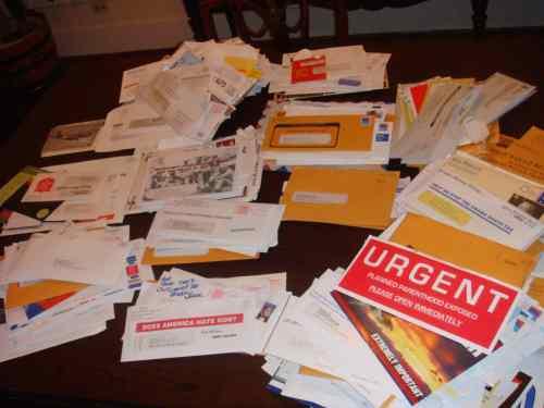 Mailman's bane.