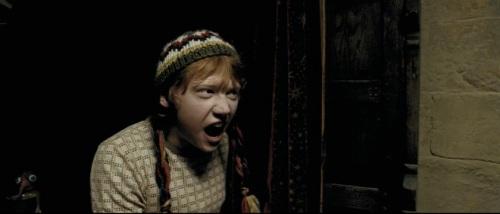 I am Weasley. Hear me roar.