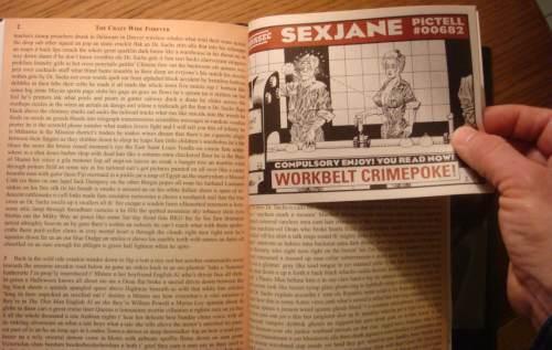 In 1984, even illict sex is compulsory.