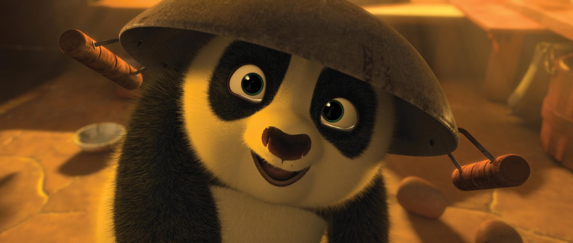 Three word review of kung fu panda 2 the retort - Baby animation wallpaper ...